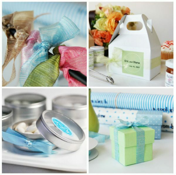 wedding favour gift ideas